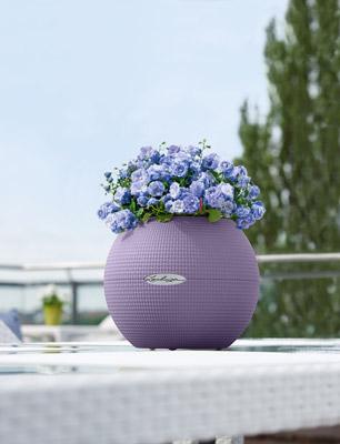 LECHUZA-PURO Color 20 in lavendar