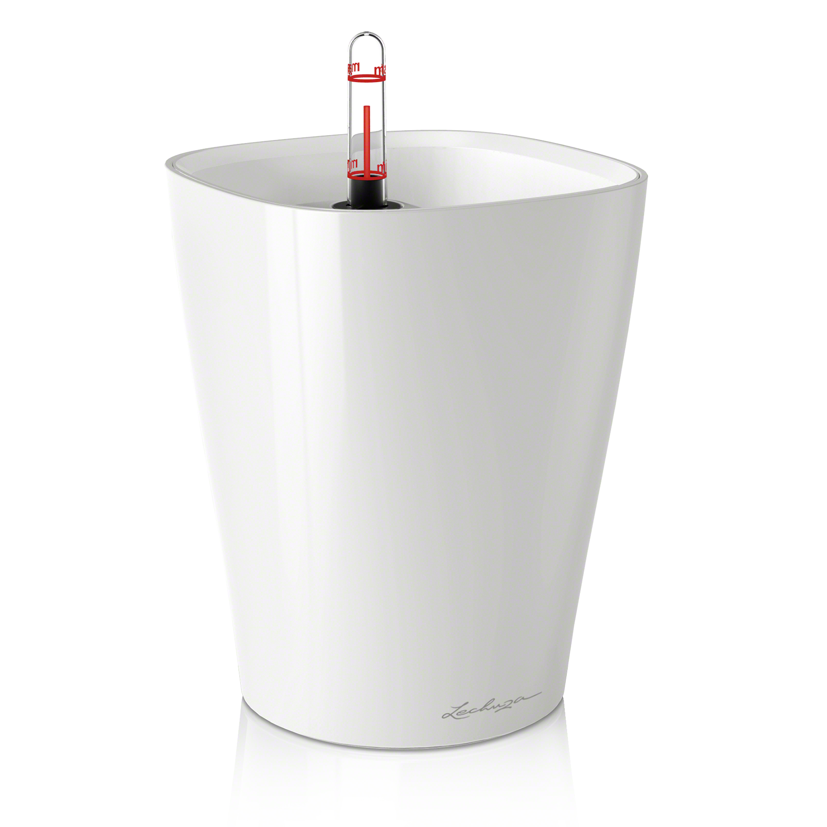 White High Table Part - 46: DELTINI White High-gloss All-in-One Set